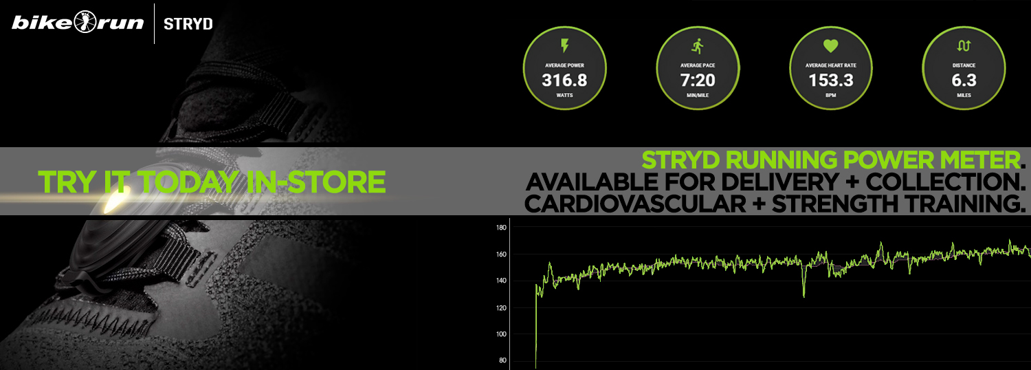 Buy Stryd London, Running Power Meter Cadiovascular and Strength Training