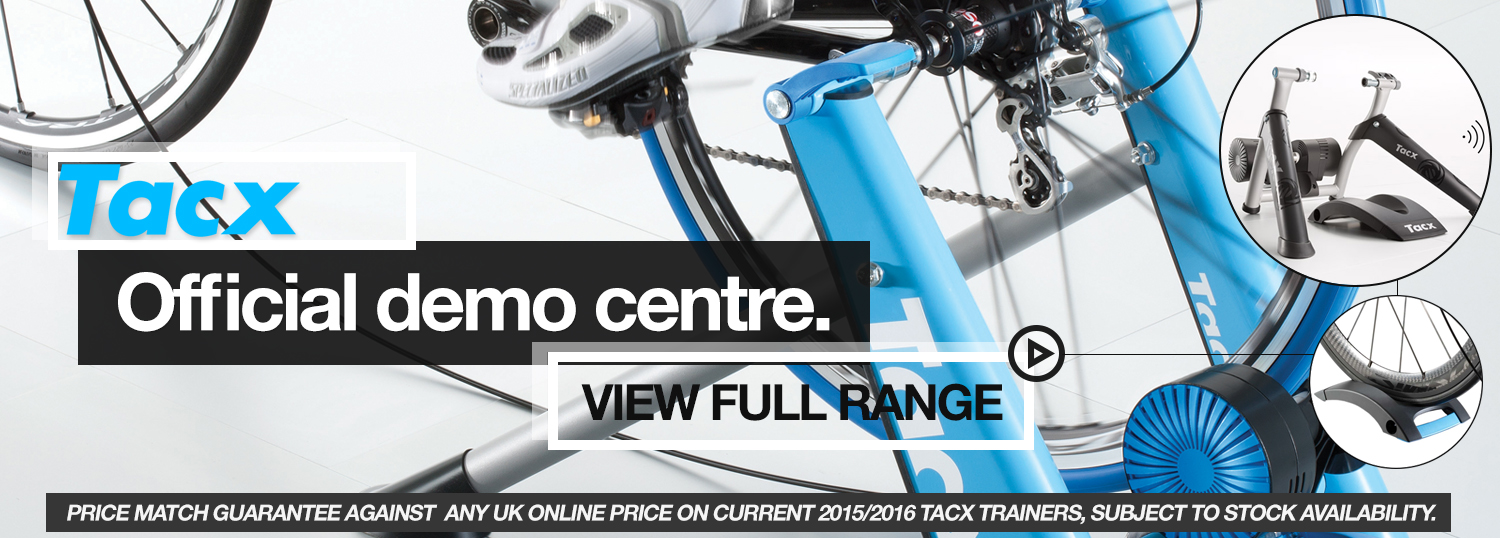 Official TacX dealer - Bike and Run East Finchley